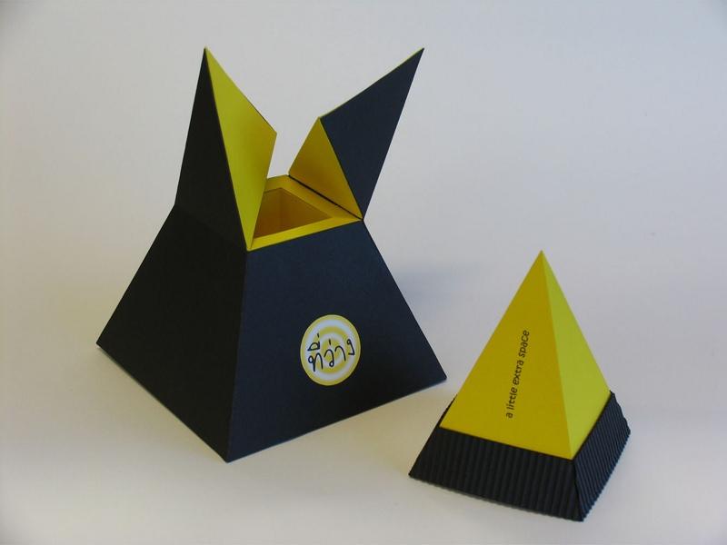 Креативные упаковки своими руками