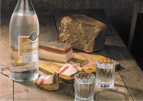 водка Ржаная