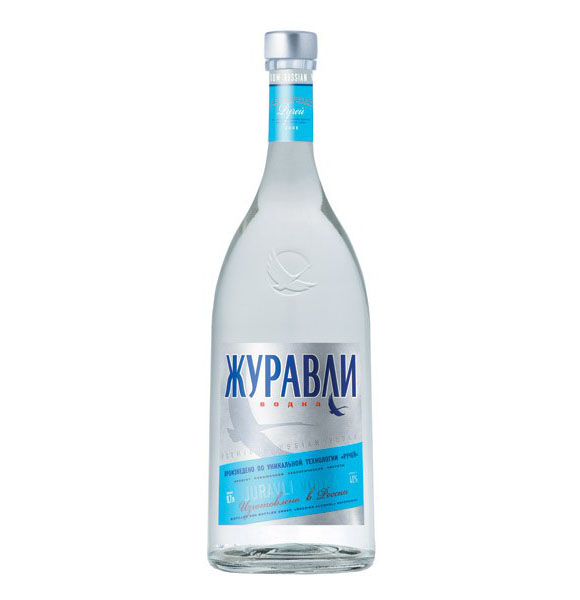Водка Журавли