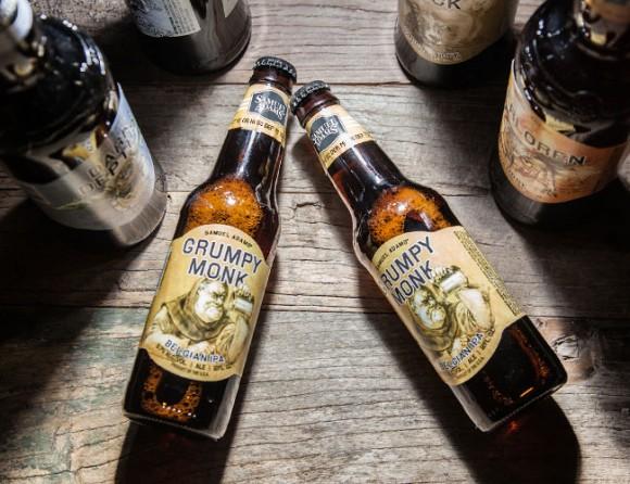 пиво Grumpy monk