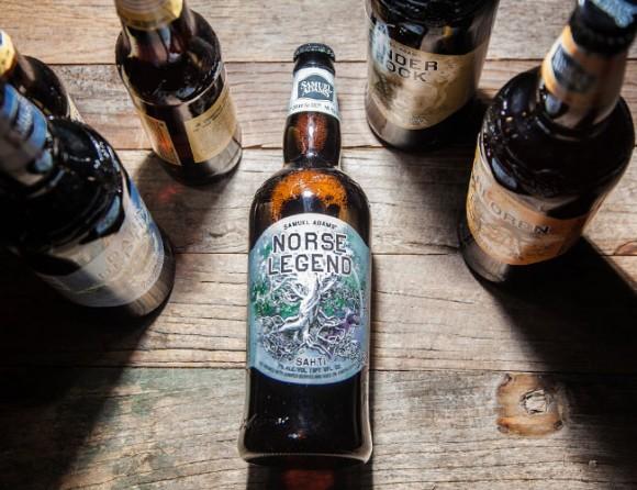 пиво Norse legend