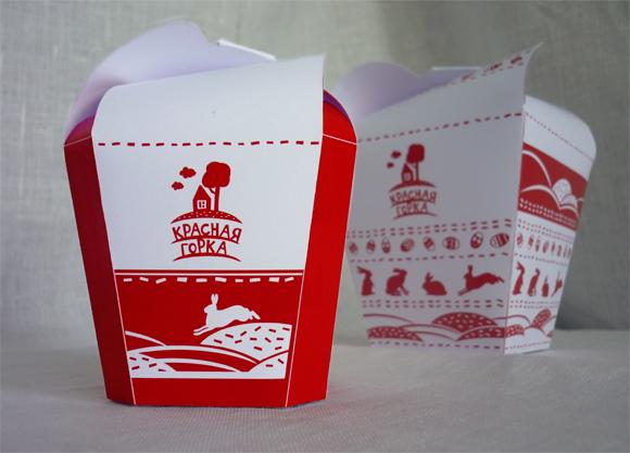 упаковка для куличей