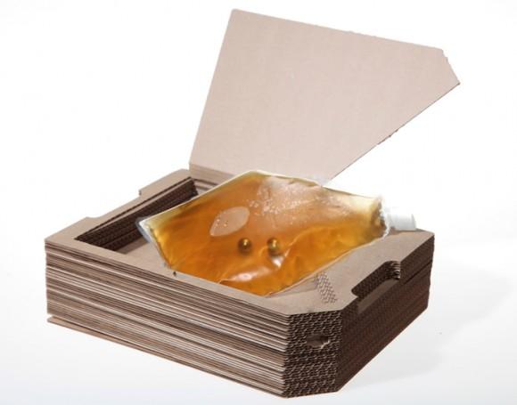 Упаковка для раздачи еды на улицах