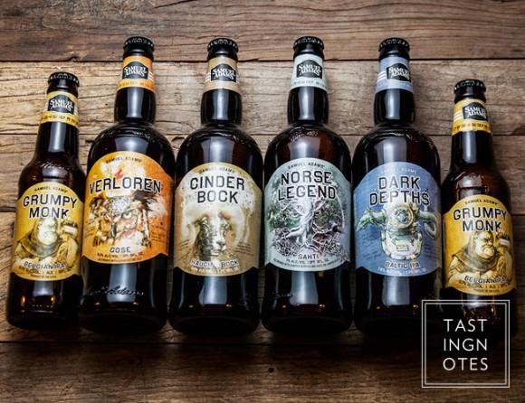Пиво Samuel Adams – ограниченный выпуск