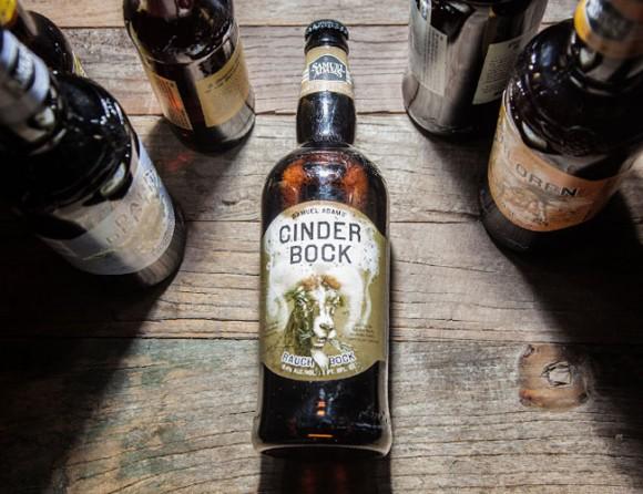 пиво Cinder bock