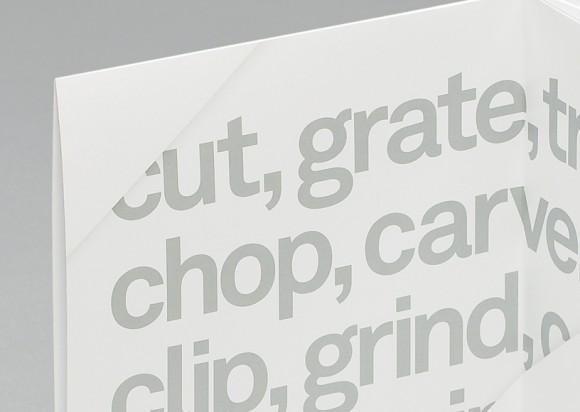 брошюра с описанием продуктов Slice