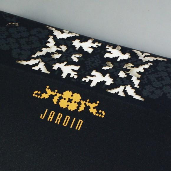 упаковка для элитного белья Jardin