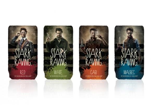 вино Stark Raving