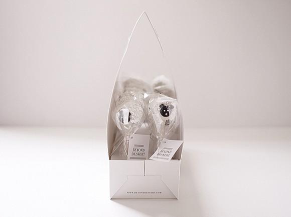 упаковка для конфет Beyond Dessert – студия Blow