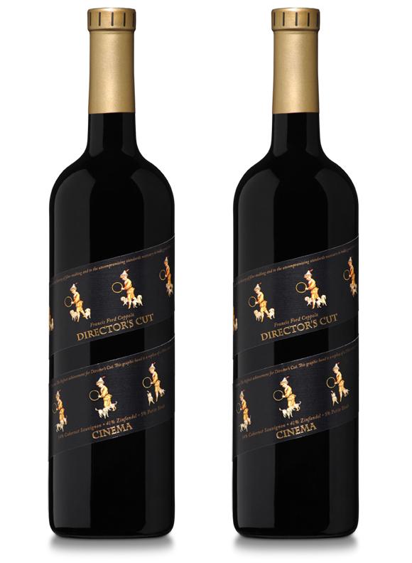 упаковка вина Director's Cut Cinema – Francis Ford Coppola Winery