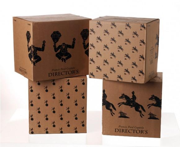 коробка для вина Director's – Francis Ford Coppola Winery
