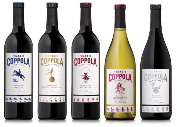 упаковка вина Director's – новый дизайн