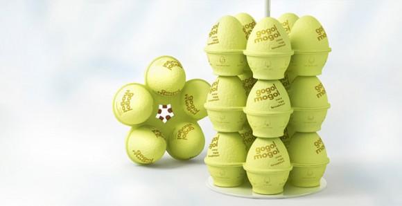 концепт упаковки яиц Gogol Mogol