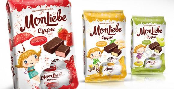 упаковка суфле Monliebe