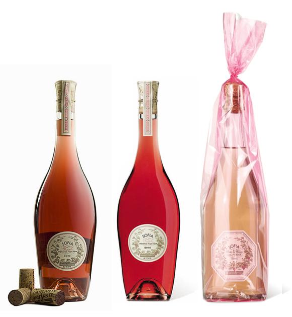 упаковка вина Sophia – Francis Ford Coppola Winery