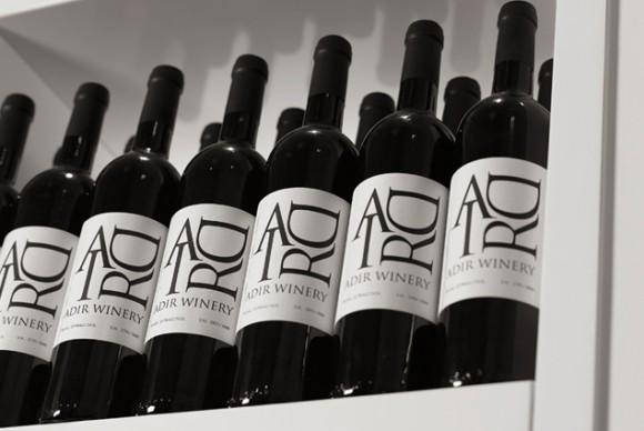 этикетка вина Adir Winery – агентство Blend-It, Израиль