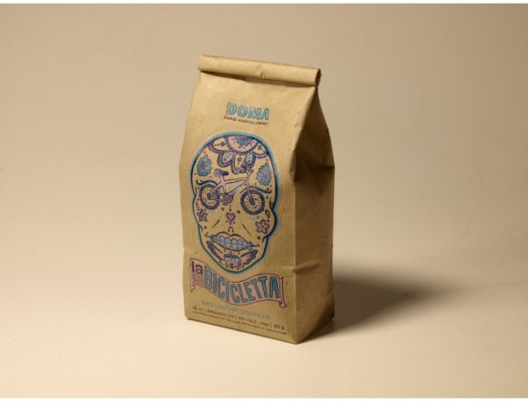 упаковка DOMA Coffee – крафт