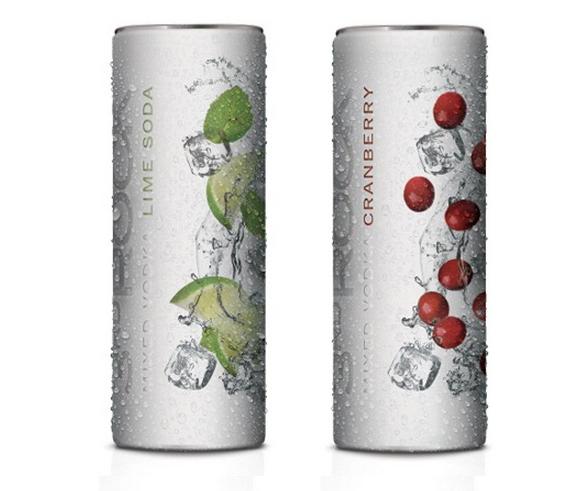 упаковка коктейля - Philippe Bordonado