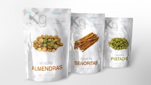концепт упаковки для продуктов Kg – private lable