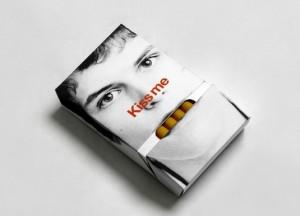 упаковка сигарет – социальная реклама