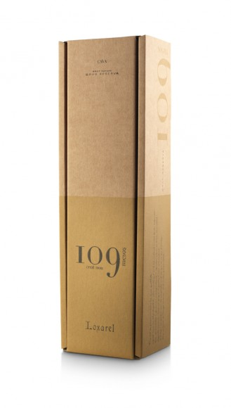 упаковка вина 109 mesos – Pagà DISSENY