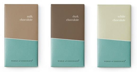 упаковка шоколада - Philippe Bordonado