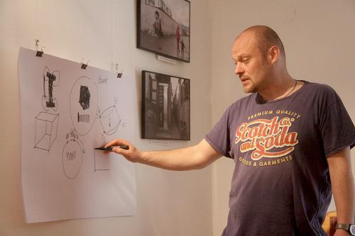 Петр Банков – Пражская школа дизайна