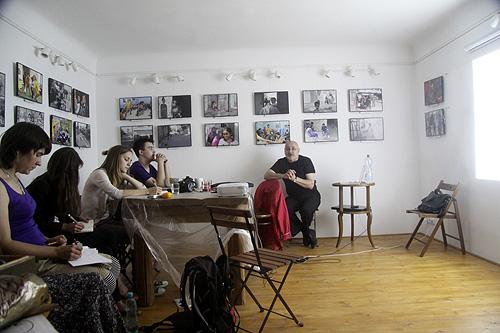 Сергей Серов – Пражская школа дизайна