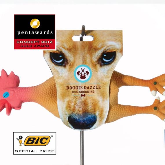 Концепт упаковки игрушки для животных – Mathilde Solanet