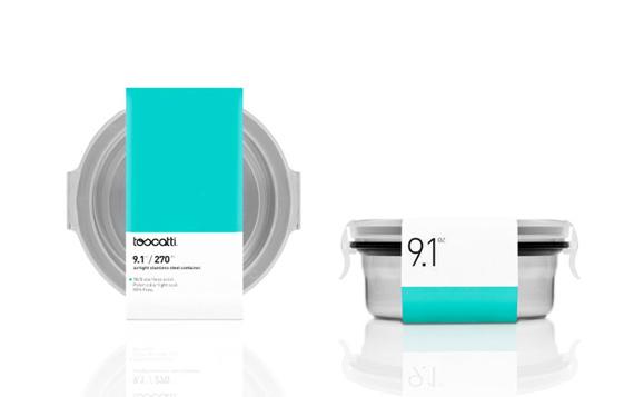 Упаковка посуды - Toscatti