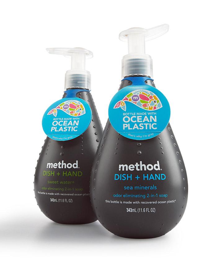 Упаковка жидкого мыла – Method