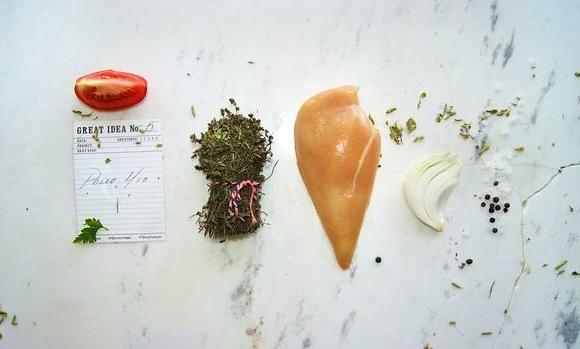 Меню Good Food – ингредиенты