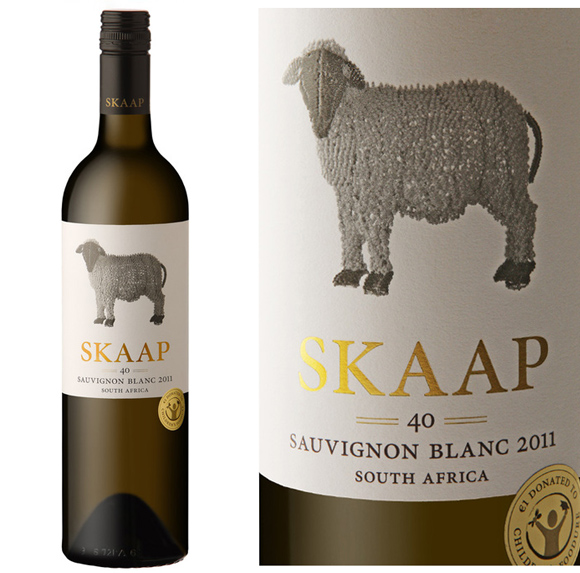 Этикетка вина Skaap Wine