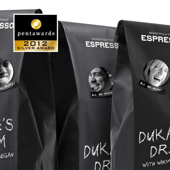 Упаковка кофе – Established