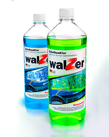 Упаковка автокосметики Walzer – агентство POLARIS