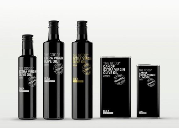 Упаковка оливкового масла –  Estudio Marisa Gallén