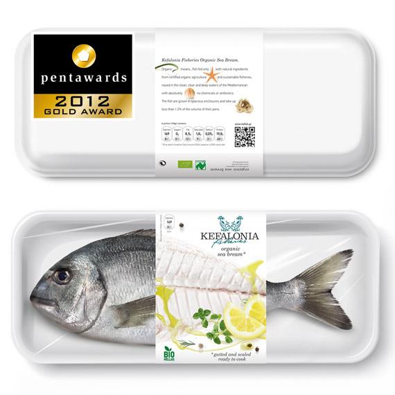 Упаковка рыбы – Mousegraphics