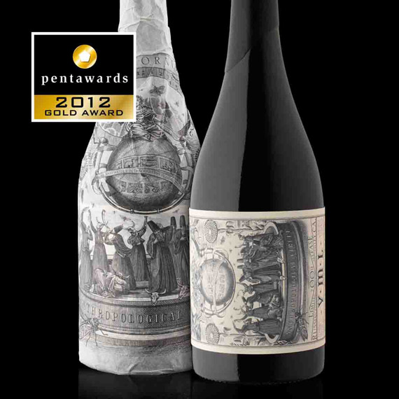 Упаковка вина – Stranger & Stranger