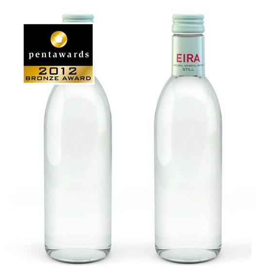 Упаковка воды – Tangram Design