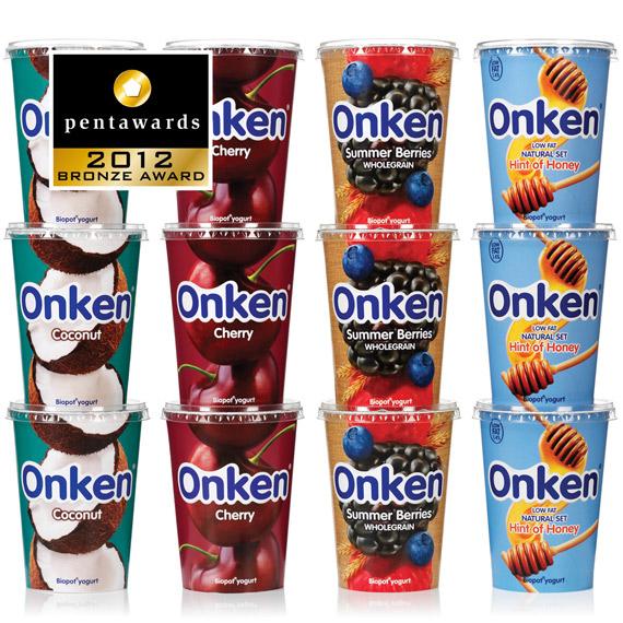 Упаковка йогурта – Design Bridge