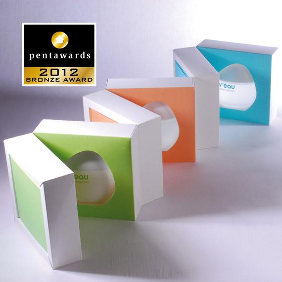 Упаковка туалетной воды –  Garrofe Brand&Pack