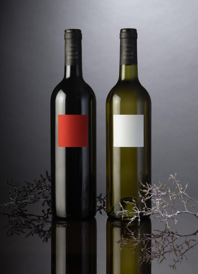 Дизайн бутылок вина - DesignDepot