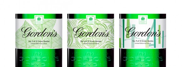 Редизайн этикетки джина Gordon's