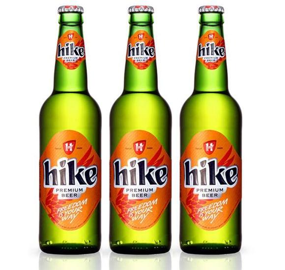 Этикетка пива Hike – агентство POLARIS