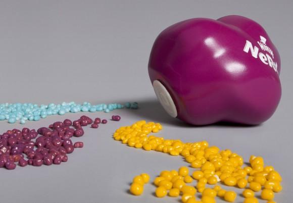 Дизайн упаковки конфет Nerds