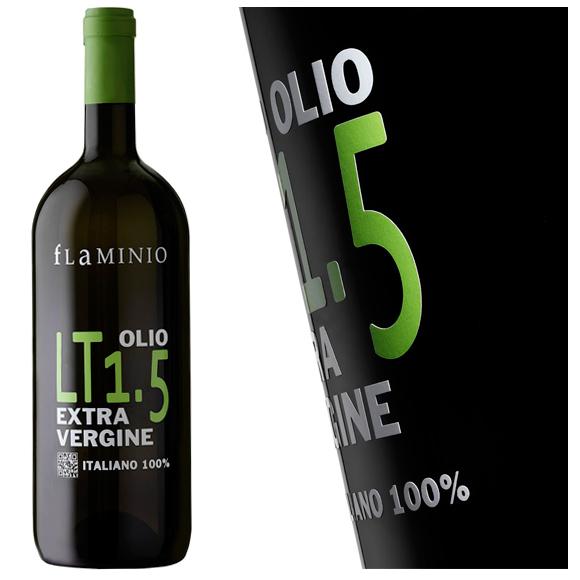 Бутылка оливкового масла Olio Flaminio