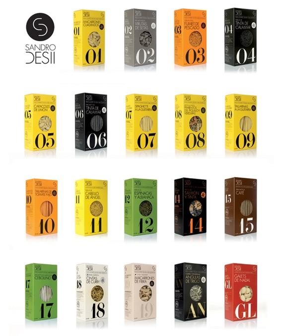 Упаковка макаронных изделий - Lo Siento