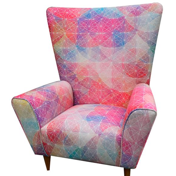 Кресло CUBEN