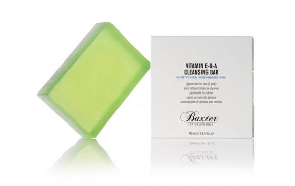 Упаковка мыла Baxter of California