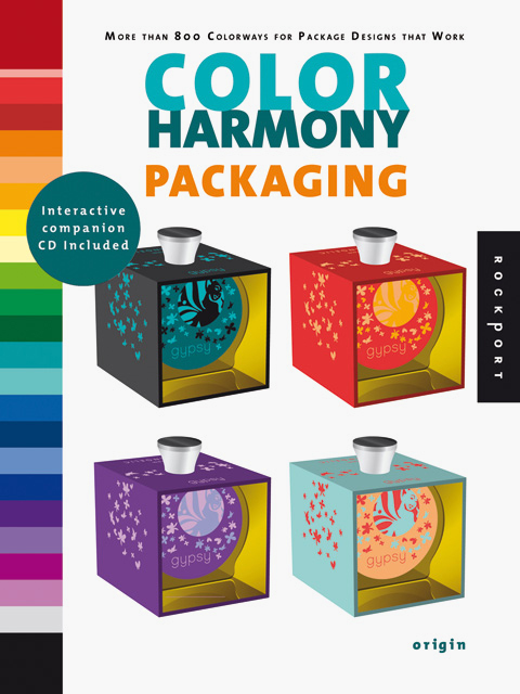 Книга Color Harmony Packaging: More than 800 Colorways for Package Designs that Work